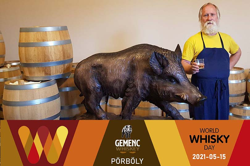 World Whisky Day Pörbölyön
